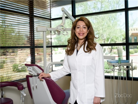 Dr. Sara Mosley DDS Dentist in Scottsdale